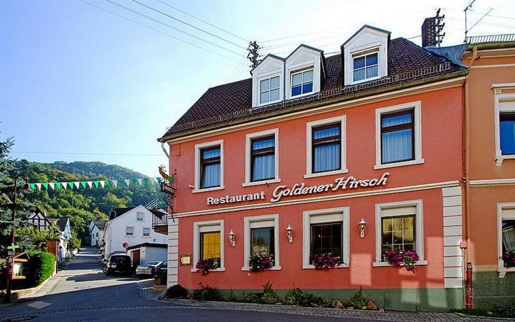 Hotel Goldener Hirsch Dossenheim