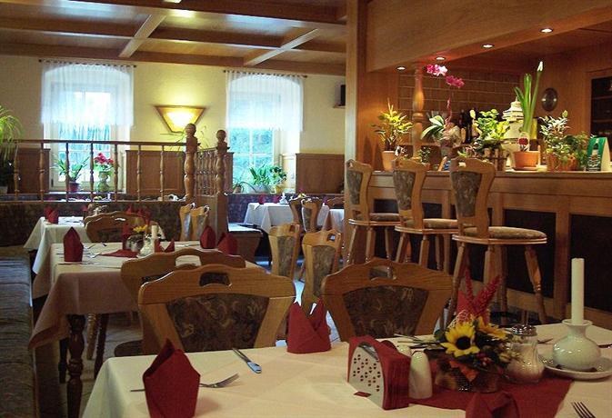 Hotel Restaurant Waldmuhle Wolkenstein