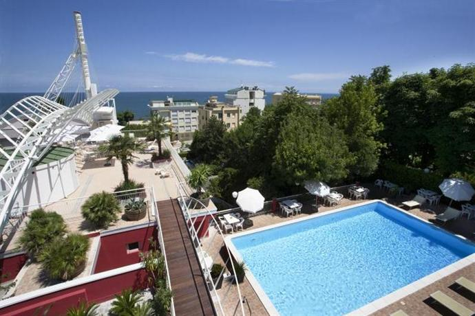 Hotel du parc gabicce mare offerte in corso for Hotel du parc