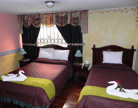 Hotel Sol De Quito