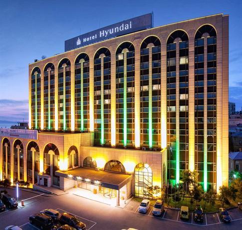 Отель Хёндэ