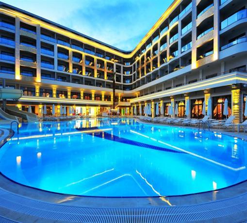 ayderia hotel отзывы мармарис пляж: