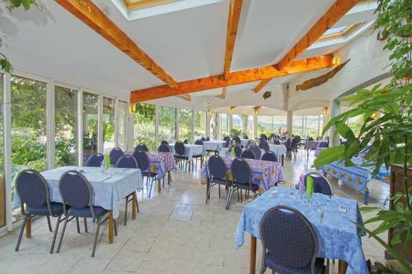 Hotel Restaurant L Ermitage Les Salles Sur Verdon