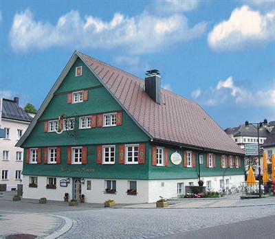 Stadthotel Zum Goldenen Hirschen