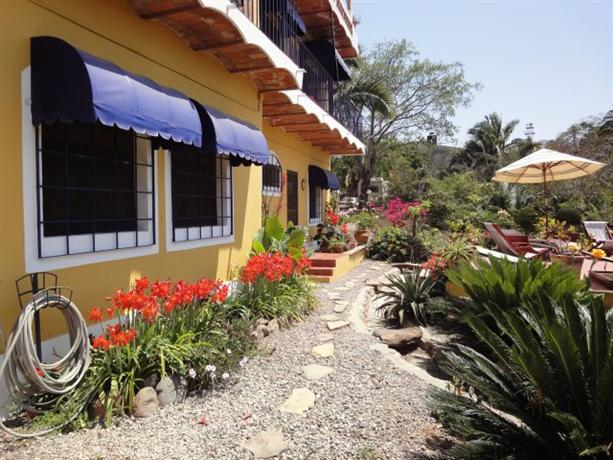 Casa Pacifica Bed And Breakfast Chacala