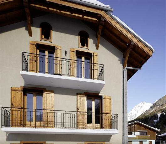 Villa Mont Blanc