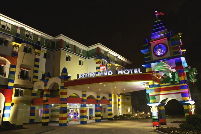 Legoland california hotel deals