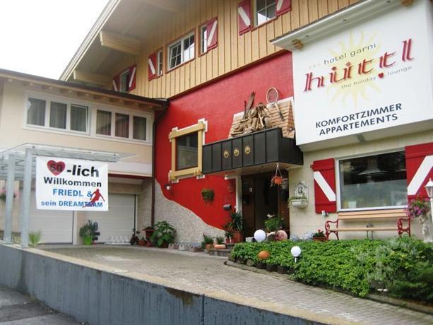 Hotel Garni Pinzgau