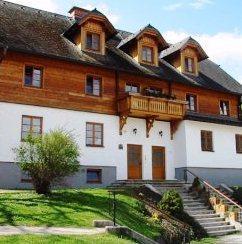 Jugendgastehaus Strechau Hutte