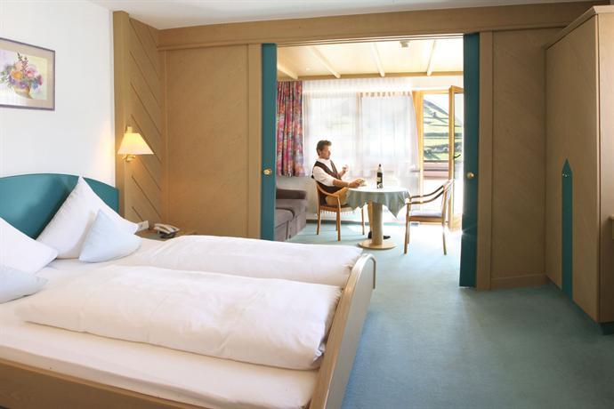 Hotel Nauders Osterreich