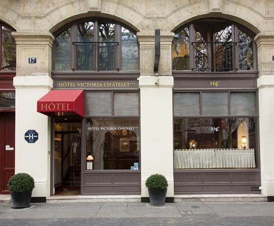 hotel victoria chatelet paris compare deals