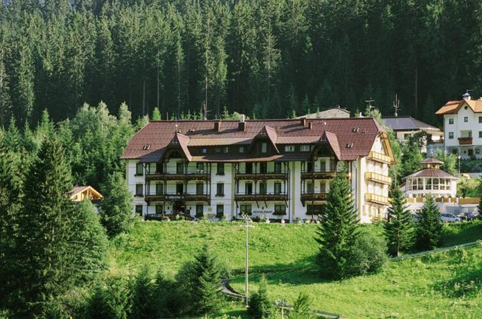 Hotel Sonklarhof Val Ridanna