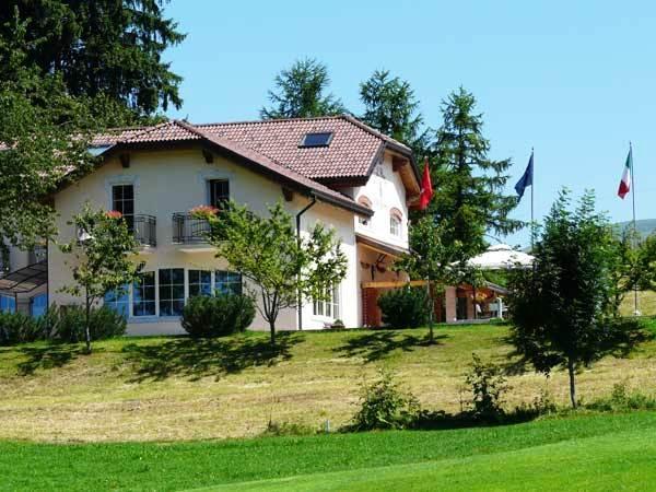 Golf Hotel Villa Bonomo Asiago