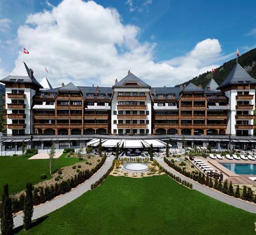 The Alpina Gstaad