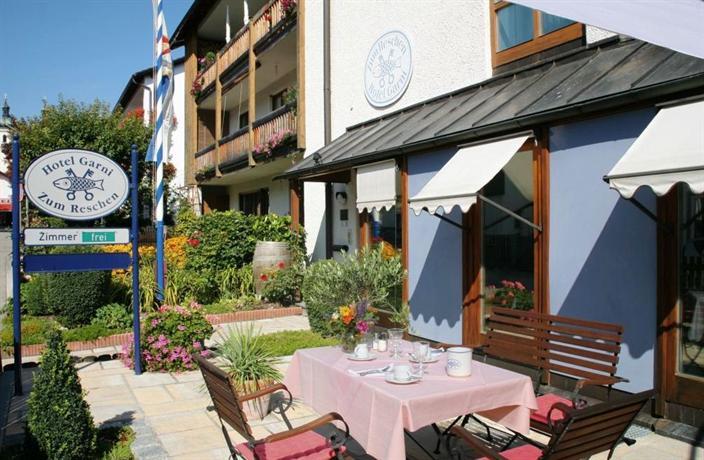 Hotel Garni Zum Reschen Tutzing