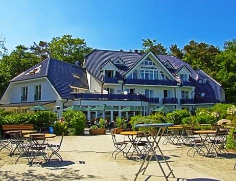 Hotel Wilhelmshohe Rostock