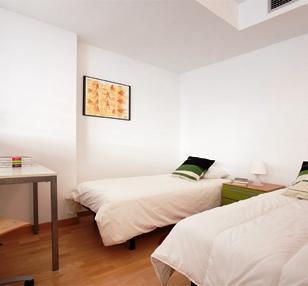 L i Bcn Apartment Duplex Flaugier