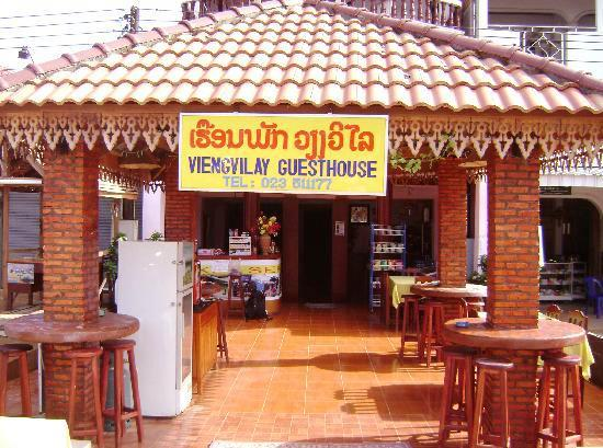 Viengvilay guesthouse vang vieng compare deals for Domon guesthouse vang vieng