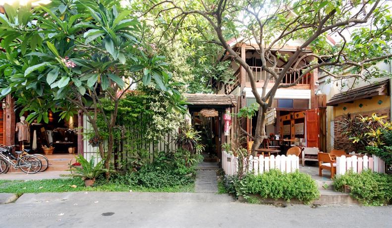 Changmoi House