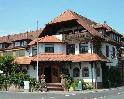 Hotel Restaurant Krone Eppertshausen
