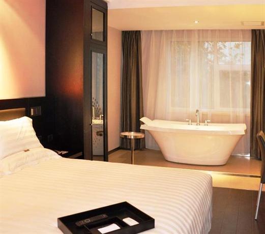 Qindu Hotel Nanjing