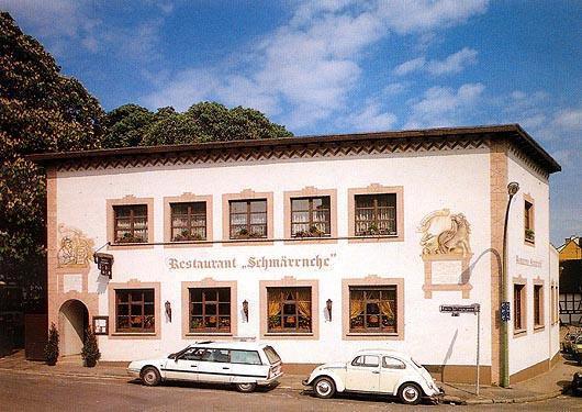 Hotel Schmarrnche Frankfurt Bornheim
