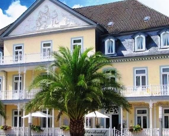 Hotel Bad Pyrmont Furstenhof