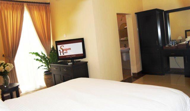 Sagan hotel yogyakarta compare deals for Home decor yogyakarta