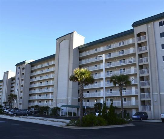 Perdido Key Hotels: Sandy Key Condominiums, Perdido Key