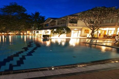 Oasis Beach Hotel Hambantota
