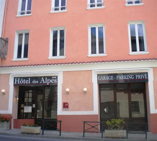 Hotel des Alpes Serres