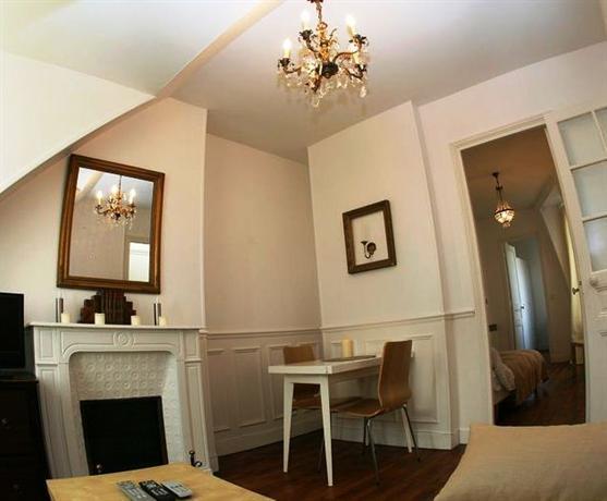 Appart hameau hotels paris for Appart hotel pas cher paris