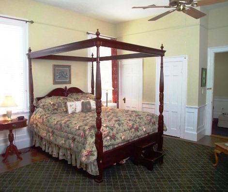 A Camden SC Bed and Breakfast South Carolina