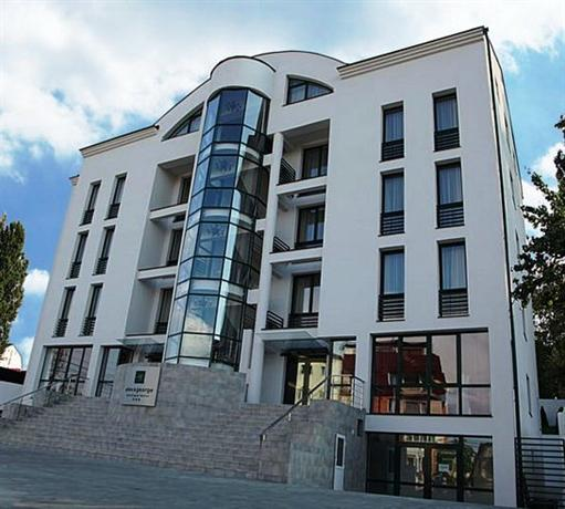 Alex george boutique hotel cluj napoca compare deals for George boutique hotel