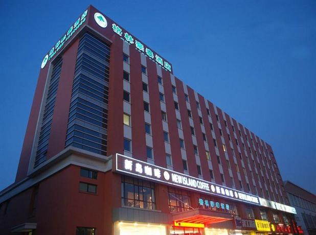 Home Inn Hotel Tianjin Dagang Yingbin Street Tianjin China