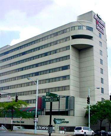 Ashland Plaza Hotel & Convention Center
