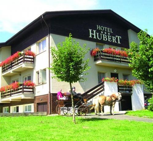 Hotel Hubert Frantiskovy Lazne
