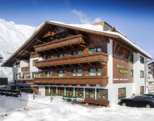 Hotel Enzian & Apartmenthotel Johannes