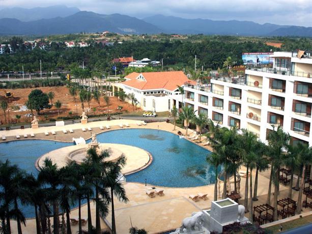Old Banyan Seaview Hotel Xinglong Wanning