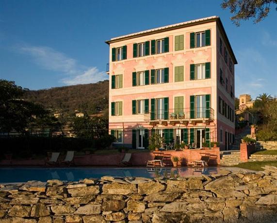 Villa Rosmarino Ruta di Camogli