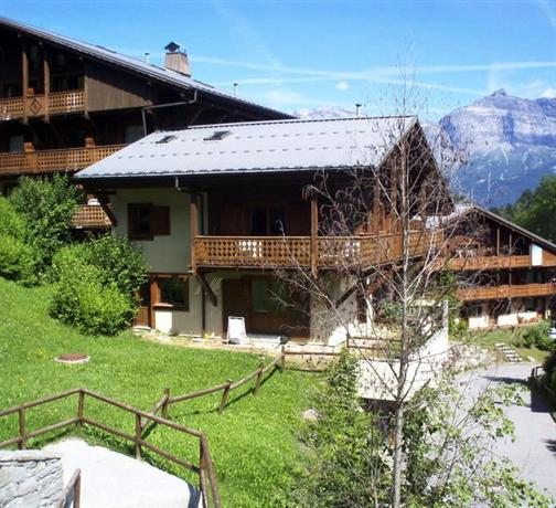 Residence Le Grand Balcon Les Houches