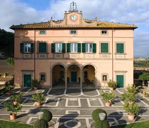 Villa La Cerretana Hotel Viterbo