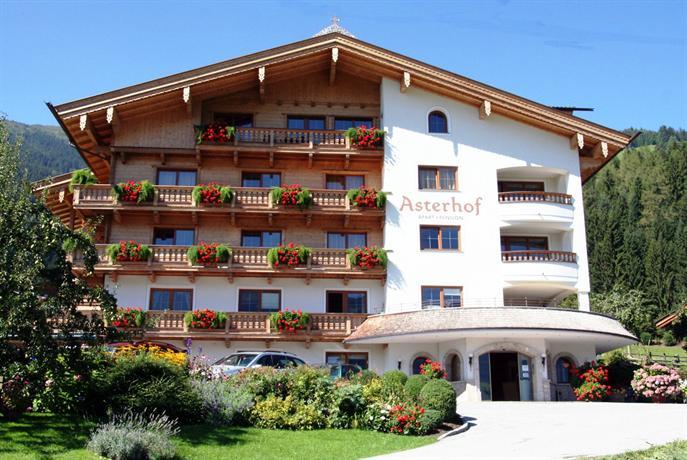 ApartHotel Asterhof und seine Ferienhauser