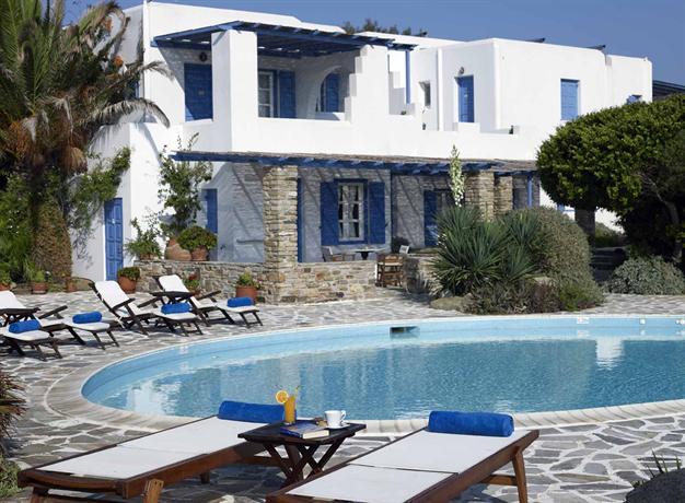 Villa Marandi Naxos Reviews