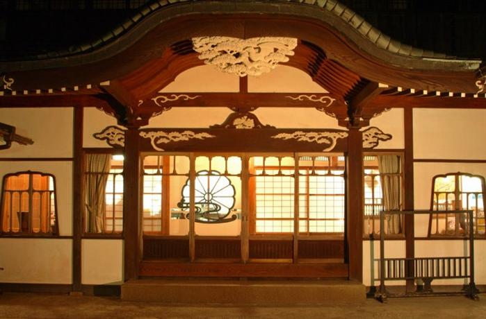how to get to mikawaya ryokan