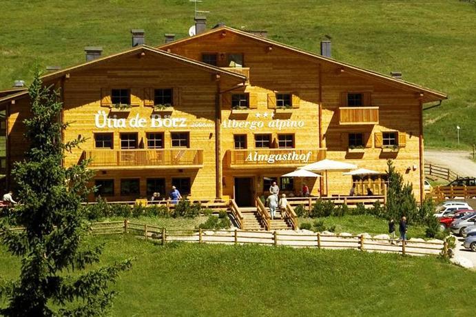Alpin Hotel Utia de Borz San Martino In Badia