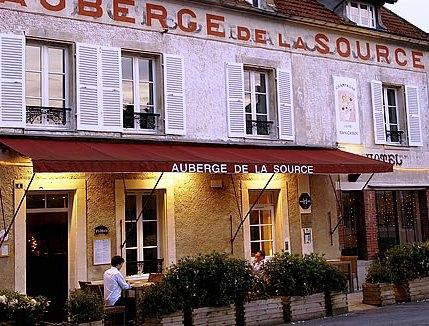 Auberge de la source saint ouen sur morin compare deals for Auberge le jardin de la source
