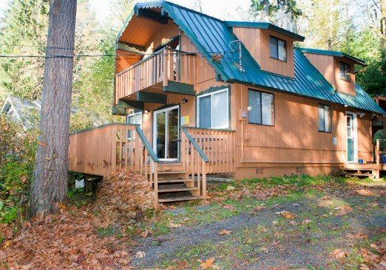 Mount baker lodging cabins maple falls compare deals for Mount baker cabins