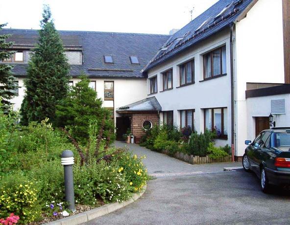 Hotel & Restaurant Im Krautergarten