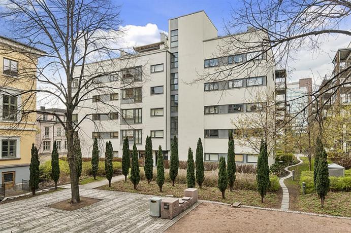 Park Apartments Pilestredet Park
